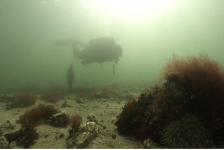 John Landa – Duik 711, een duik met obstakels