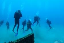 Mieke Noordanus – Onderwaterwandeling door het museum
