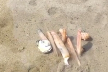 Video: Mesheften graven zich bijzonder snel in