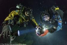 Oudste skelet in Noord-Amerika opgedoken
