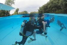 Peter Boots – Introductiedag duiken voor scholieren