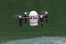 Drone kan maanden onder water blijven