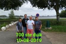 Ron van Werkhooven – De 700ste duik