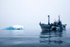 Bedenk een naam voor het nieuwe schip van Sea Shepherd