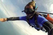 Film: Scuba Skydiving
