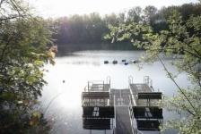 Franse duiker komt om in Belgische steengroeve