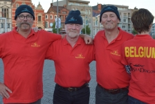 Het Belgische videografieteam: klaar voor het EK!
