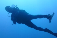 John Haverkate – Nooit te oud om te leren duiken!