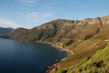 Zuid-Afrika boven water