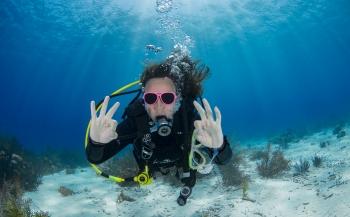 Reportagewedstrijd - Diving in paradise