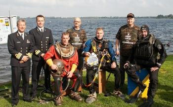 Fotoserie - Landelijke duikdag veteranen 2015