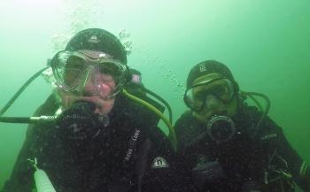 Dirk Van den Bergh - Het mooiste onderwaterpark van West-Europa: Zeeland