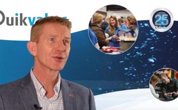 Duikvaker 25 jaar - Interview met voorzitter Jack de Vries van NOB