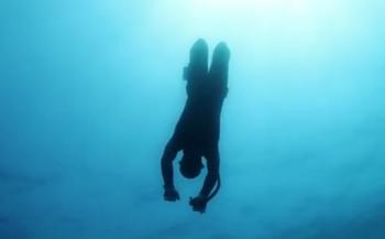 Wereldprimeur! Het allereerste dance-event onder water ooit!