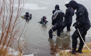Remco Roelofs - Onder het ijs met ABC Dive
