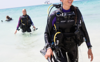 Aqua Lung i200 - intuïtief, sportief en veelzijdig