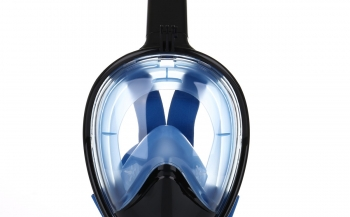 Snorkeling mask test: Atlantis