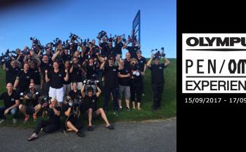 Olympus PEN/OM-D Experience 2017