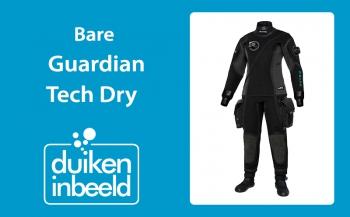 Droogpakken 2019 - Bare Guardian Tech Dry