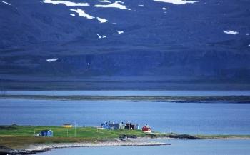 Berthold Raadsen - Duiken in de Noordelijke IJszee
