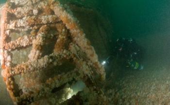 Noordzee: Sportvissen op wrakken