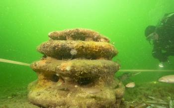 Expeditie Borkumse Stenen 2019 - Een stevige ondergrond