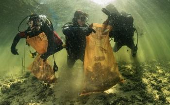 Grote schoonmaak in Haarlemmermeerse Bosplas - help je mee?