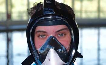 Test snorkelmaskers: Caruba Swift