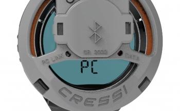 Cressi presenteert Bluetooth interface