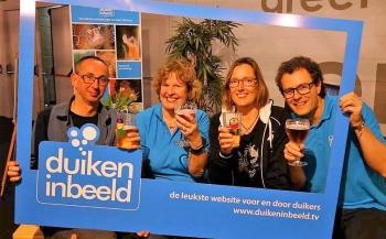 Win kaarten voor de Belgische Duiksportbeurs!