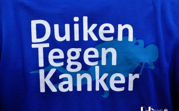Frank de Bruin - Duiken tegen Kanker