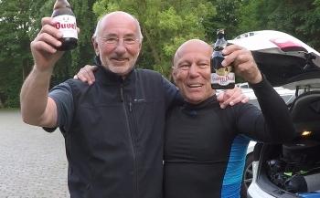 Dirk van den Bergh - 50e duik met dezelfde buddy