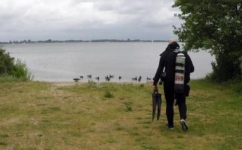 Dirk van den Bergh - Op avontuur in het Haringvliet!
