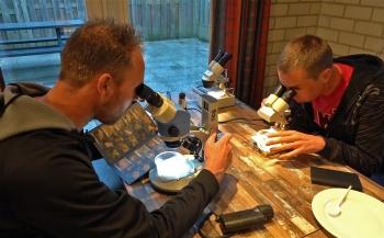 Dirk Van den Bergh – Het slakkenweekend gaat van start