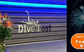 Feestelijke opening Dive Post op 16 mei