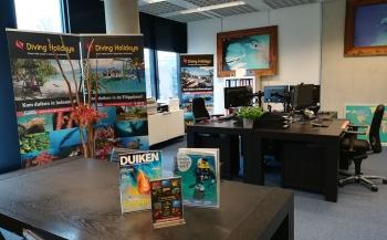 Diving Holidays heeft plek voor nieuwe stagiair