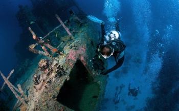 Malediven live-aboard met Emperor:  meer dan manta's en walvishaaien!