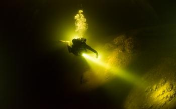 Annet van Aarsen, Marloes Otten en Cees Kassenberg: Teamwerk - onderwaterfotograaf en model