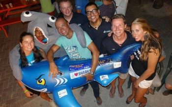 Vierde Dutch Caribbean Shark Week in juni
