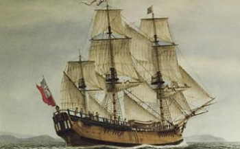 Schip James Cook mogelijk gevonden
