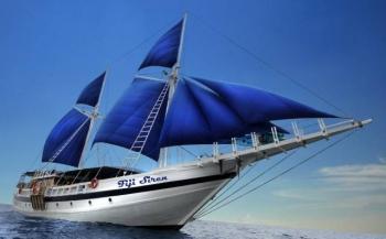 Fiji Siren gezonken
