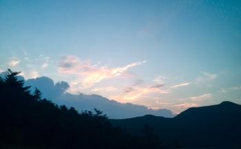 TeamNL in Korea - Op weg naar Ulleungdo