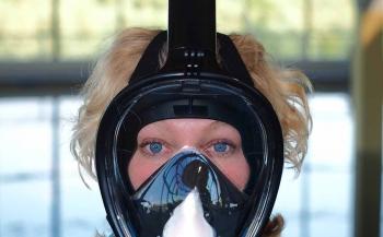 Test snorkelmaskers: Gadgy