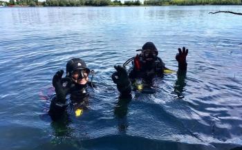 TOV Gagnan organiseert duikmarathon voor KWF
