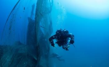 In beeld: Ghost Fishing in Griekenland