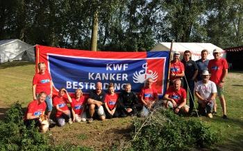 Marleen Baas - Duiken voor het goede doel: KWF Gagnan duikmarathon