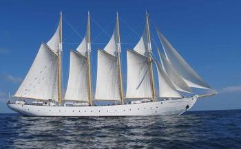 Unieke live-aboard in Kaapverdië