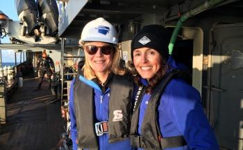 Expeditie Borkumse Stenen 2019 - Opruimen
