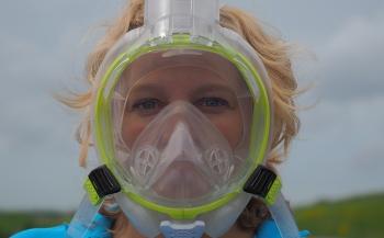 Snorkeling masks 2019 - Mares Sea Vu Dry