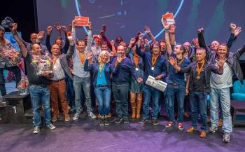 In beeld - Prijsuitreiking ONK Onderwaterfoto- en videografie 2018